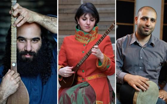 Kiya Tabassian - Sepideh Raissadat - Hamin Honari